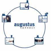 Augustus Connect liet een Prezi bedrijfspresentatie maken door ShareAll