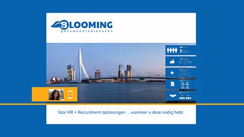 Blooming Prezi website presentatie door ShareAll