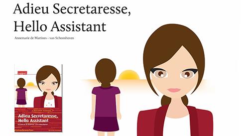 Boekpresentatie Adieu Secretaresse, Hello Assistant heeft Quadrant Advies een Prezi laten maken door ShareAll