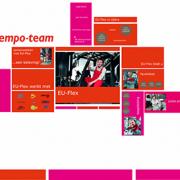 Tempo Team Prezi template laten maken door ShareAll