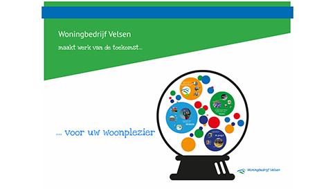 Woningbedrijf Velsen geeft een blik op de toekomst met Prezi presentatie gemaakt door ShareAll