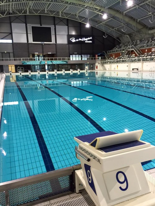 Zwembad Pieter van den Hoogeband